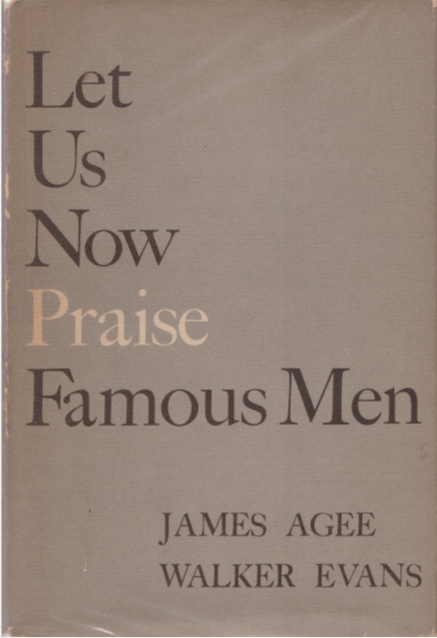 Image for LET US NOW PRAISE FAMOUS MEN