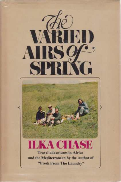 Image for THE VARIED AIRS OF SPRING