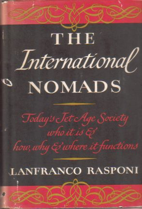 Image for THE INTERNATIONAL NOMADS