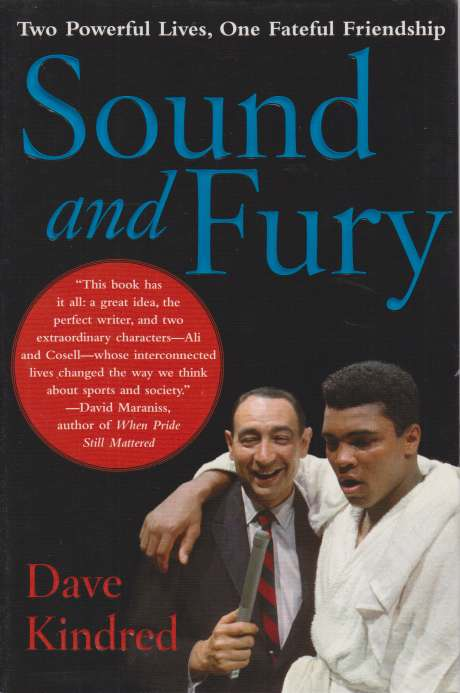 Image for SOUND AND FURY Two Powerful Lives, One Fateful Friendship