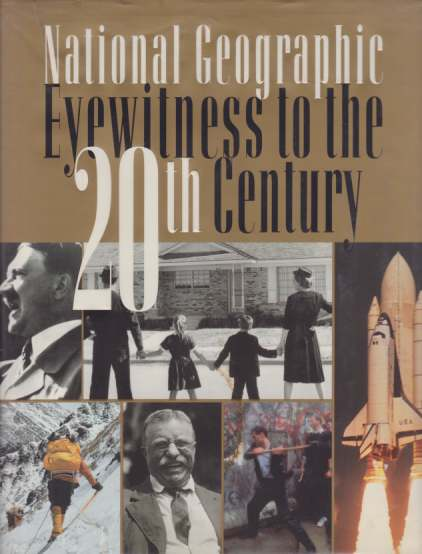 Image for EYEWITNESS TO THE 20TH CENTURY