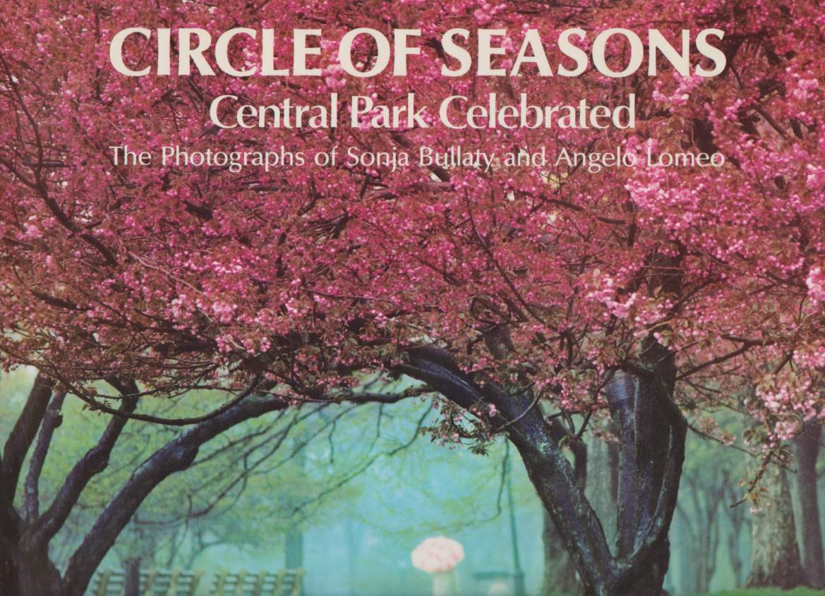 Image for CIRCLE OF SEASONS Central Park Celebrated