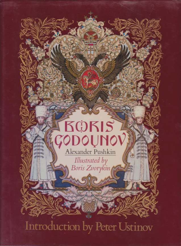 Image for BORIS GODOUNOV