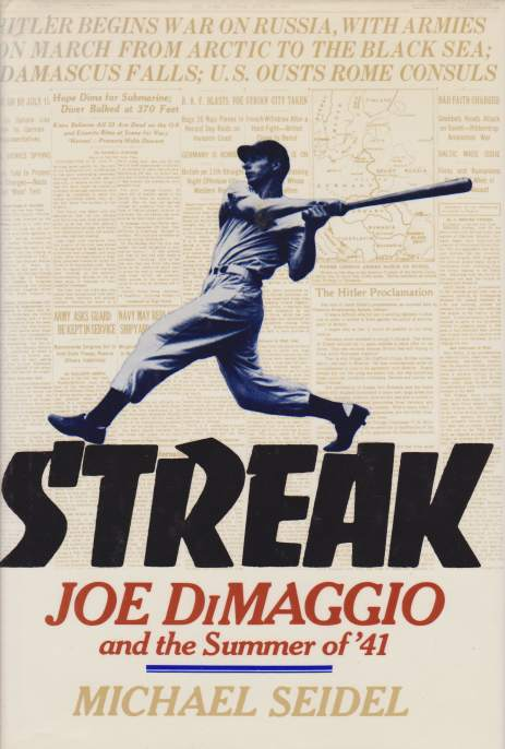Image for STREAK Joe Dimaggio and the Summer of '41