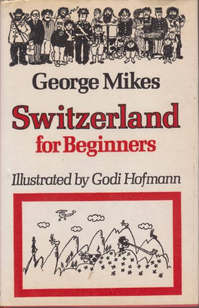Image for SWITZERLAND FOR BEGINNERS