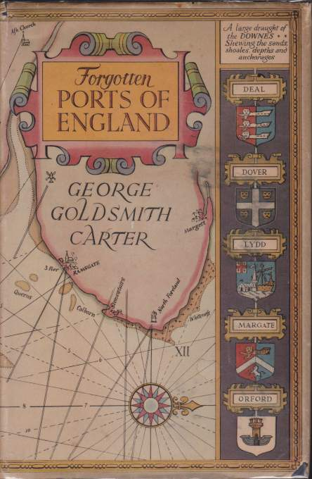 Image for FORGOTTEN PORTS OF ENGLAND