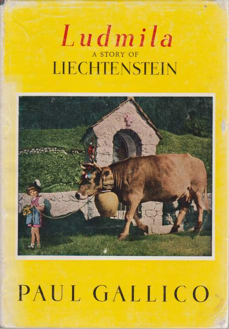 Image for LUDMILA A Story of Liechtenstein