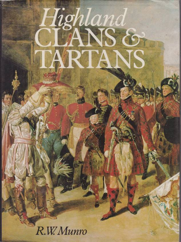 Image for HIGHLAND CLANS & TARTANS