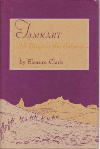 Image for TAMRART 13 Days in the Sahara