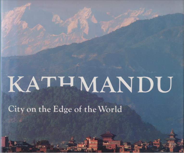 Image for KATHMANDU City on the Edge of the World