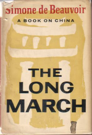 Image for THE LONG MARCH A Book on China