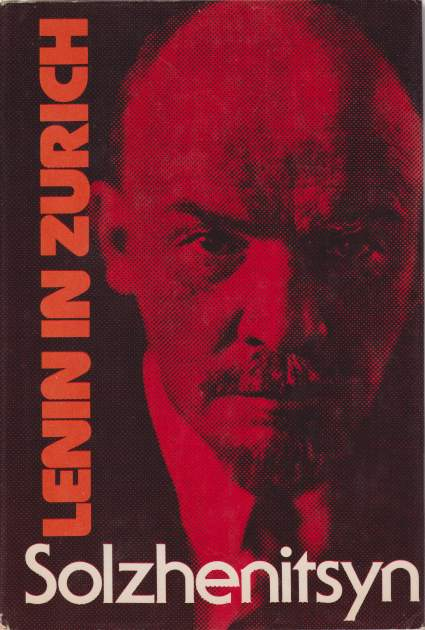Image for LENIN IN ZURICH