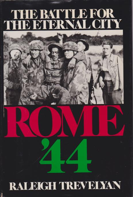 Image for ROME '44 The Battle for the Eternal City