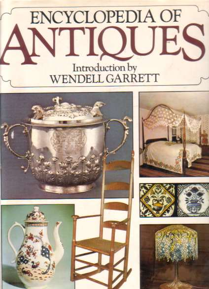 Image for ENCYCLOPEDIA OF ANTIQUES