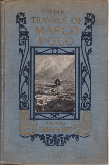 Image for THE TRAVELS OF MARCO POLO For Boys and Girls