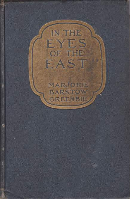 Image for IN THE EYES OF THE EAST
