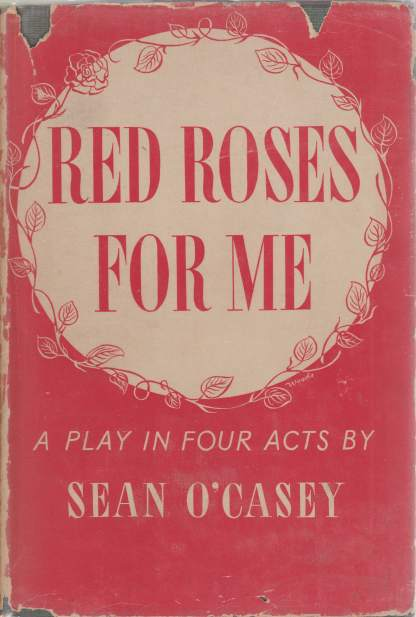 Image for RED ROSES FOR ME A Play in Four Acts