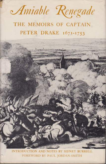 Image for AMIABLE RENEGADE The Memoirs of Captain Peter Drake, 1671-1753