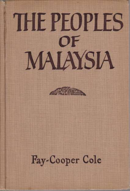 Image for THE PEOPLES OF MALAYSIA