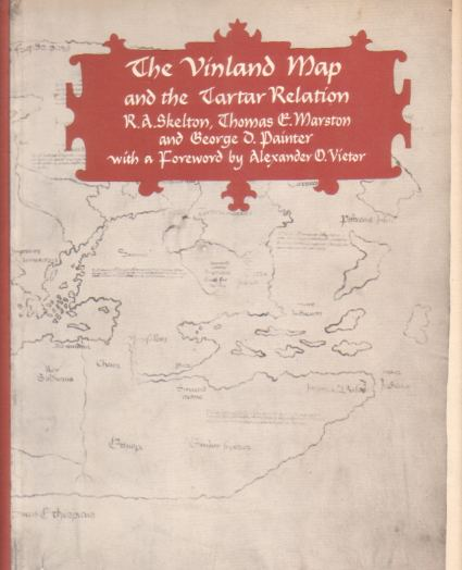 Image for THE VINLAND MAP AND THE TARTAR RELATION