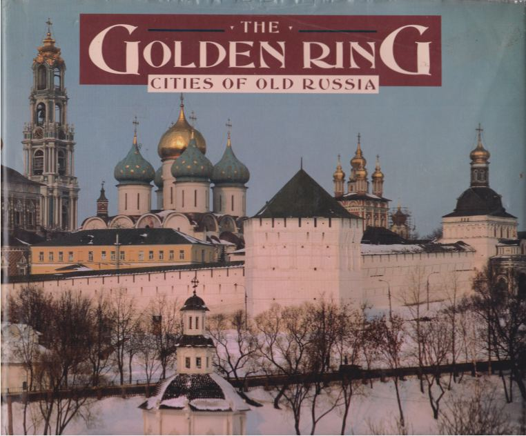 Image for THE GOLDEN RING Cities of Old Russia