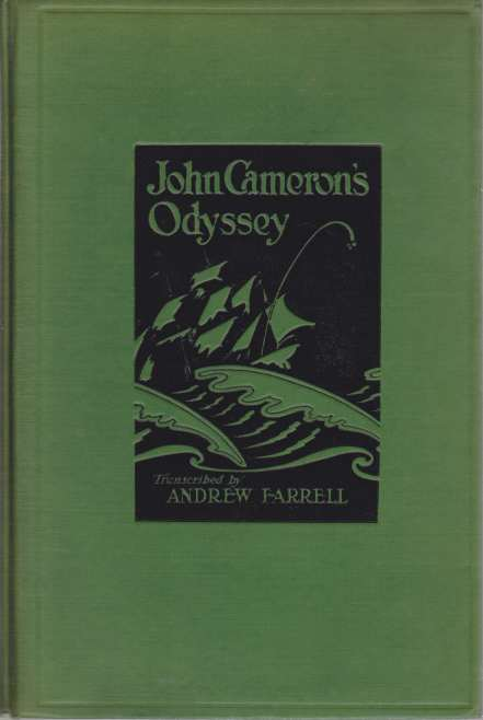 Image for JOHN CAMERON'S ODYSSEY