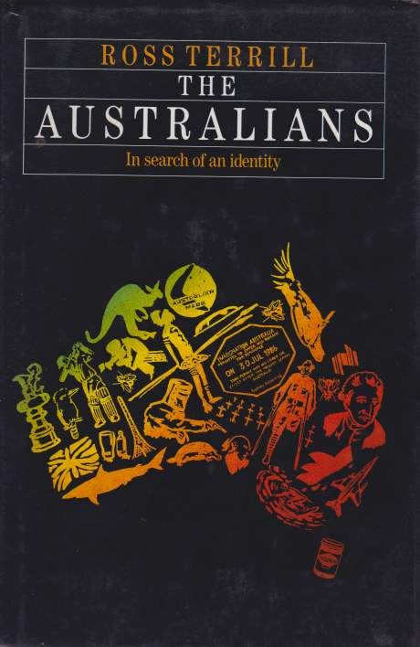 Image for THE AUSTRALIANS In Search of an Identity