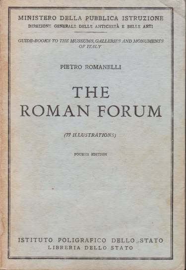 Image for THE ROMAN FORUM