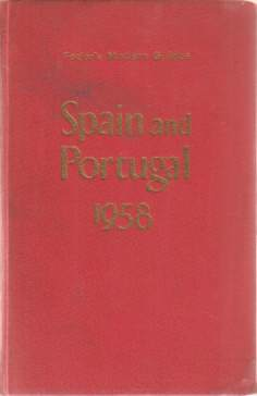 Image for SPAIN AND PORTUGAL 1958