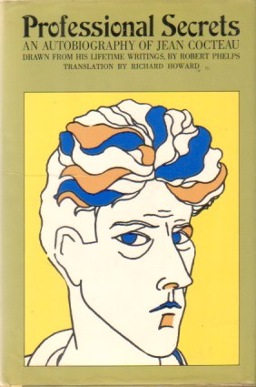 Image for PROFESSIONAL SECRETS An Autobiography of Jean Cocteau