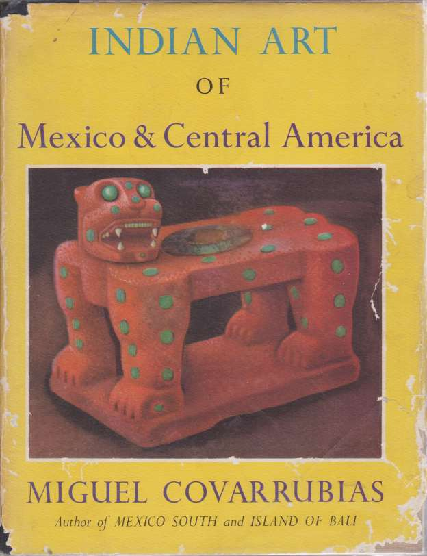 Image for INDIAN ART OF MEXICO & CENTRAL AMERICA