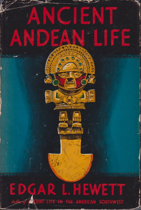 Image for ANCIENT ANDEAN LIFE
