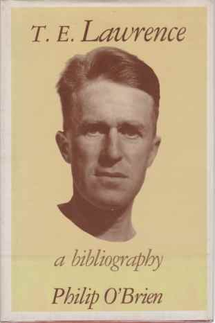 Image for T.E. LAWRENCE A Bibliography