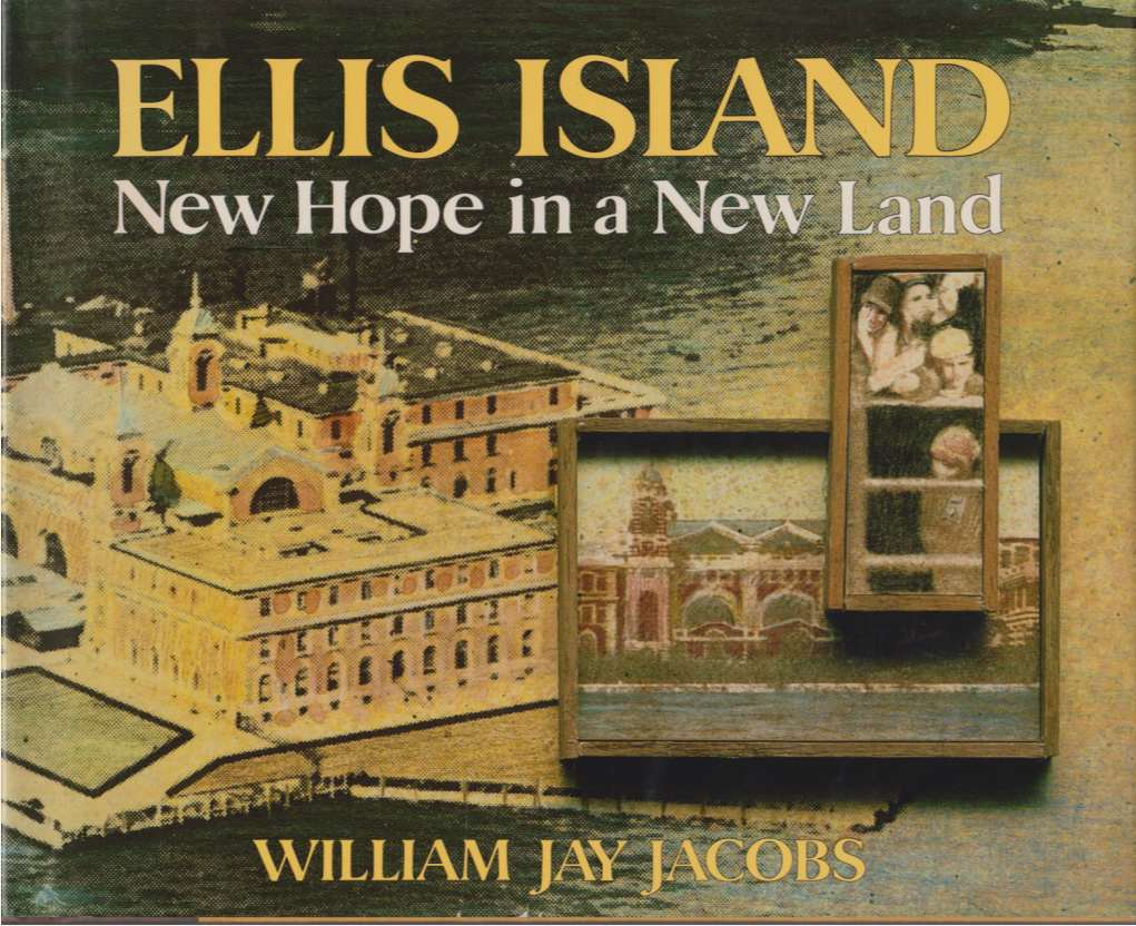 Image for ELLIS ISLAND New Hope in a New Land