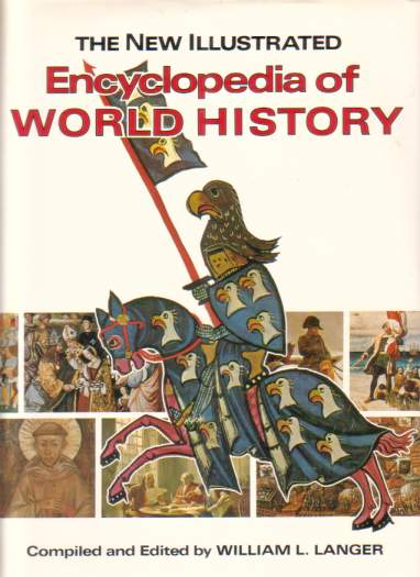 Image for THE NEW ILLUSTRATED ENCYCLOPEDIA OF WORLD HISTORY [TWO VOLUME SET]