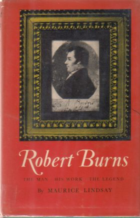 Image for ROBERT BURNS The Man-His Work-The Legend
