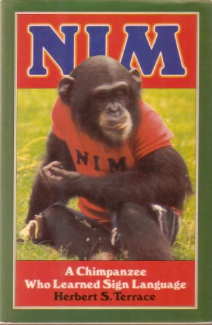 Image for NIM A Chimpanzee Who Learned Sign Language