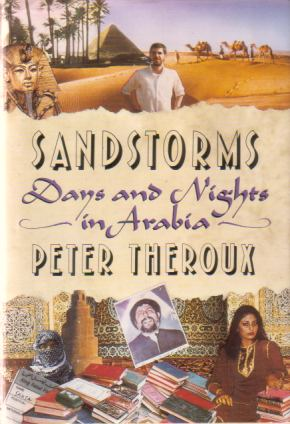 Image for SANDSTORMS Days and Nights in Arabia