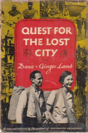 Image for QUEST FOR THE LOST CITY