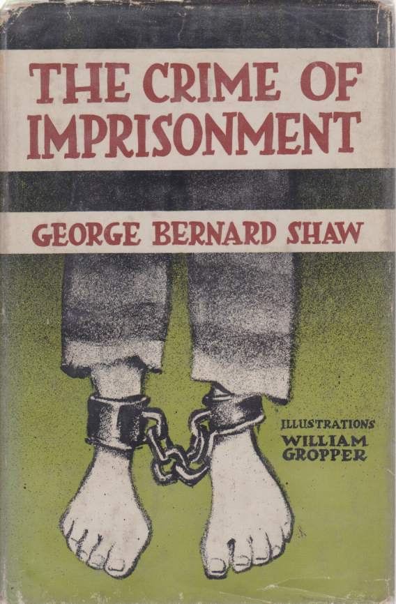 Image for THE CRIME OF IMPRISONMENT