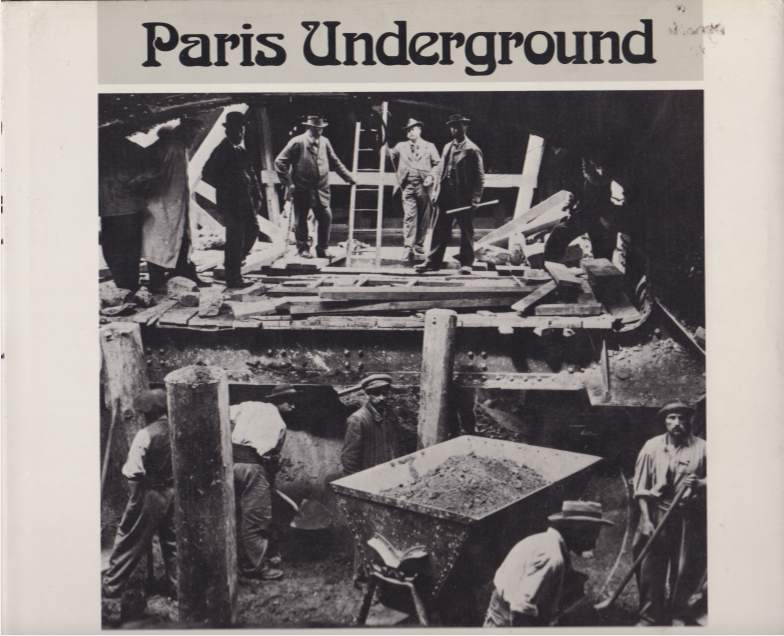 Image for PARIS UNDERGROUND