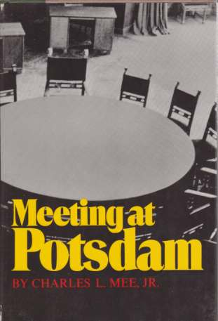 Image for MEETING AT POTSDAM