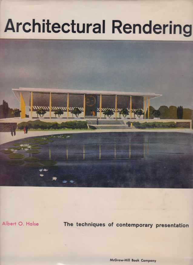 Image for ARCHITECTURAL RENDERING The Techniques of Contemporary Presentation