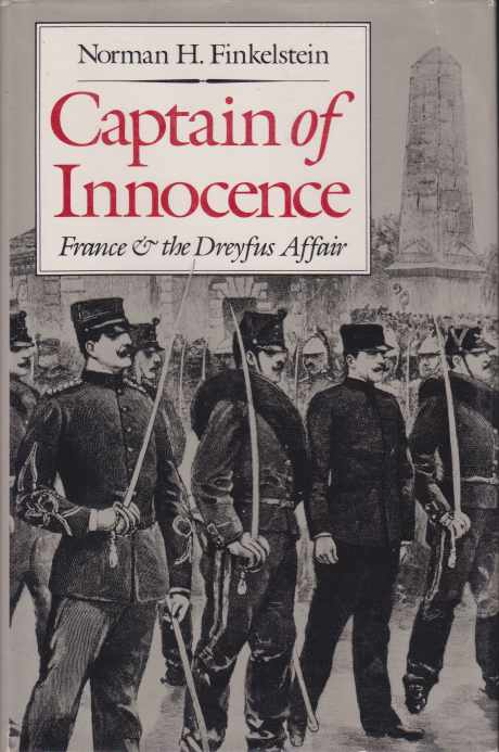 Image for CAPTAIN OF INNOCENCE France & the Dreyfus Affair