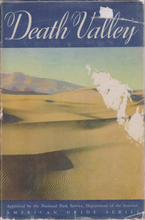 Image for DEATH VALLEY A Guide