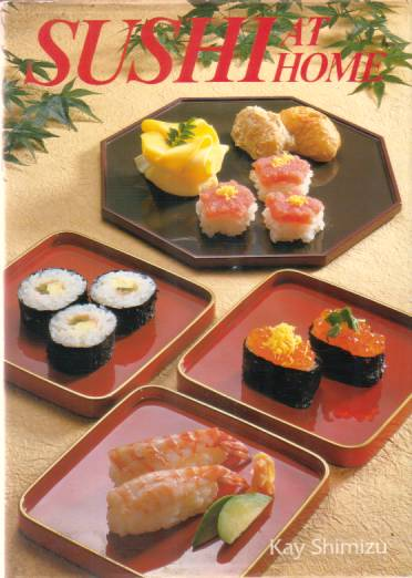 Image for SUSHI AT HOME