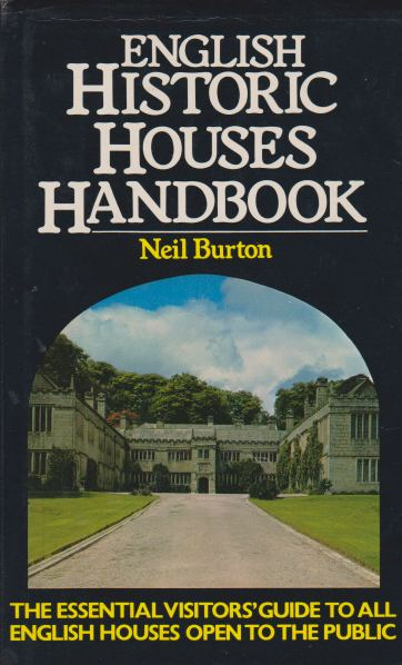 Image for ENGLISH HISTORIC HOUSES HANDBOOK