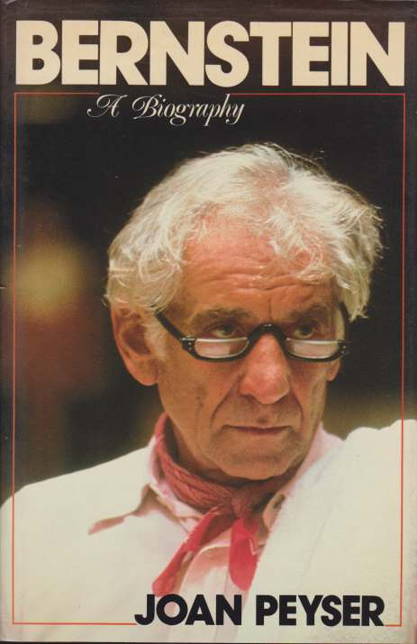 Image for BERNSTEIN A Biography