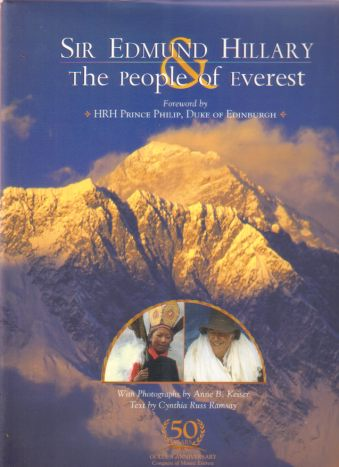 Image for SIR EDMUND HILLARY & THE PEOPLE OF EVEREST