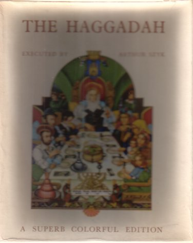 Image for THE HAGGADAH